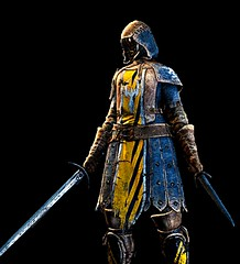 For Honor - Knight - Peacekeeper - Render Transparency - Transparent - Con 1200p