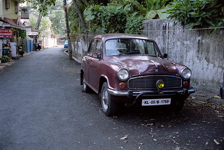 Thekkaddy - Ambassador Car
