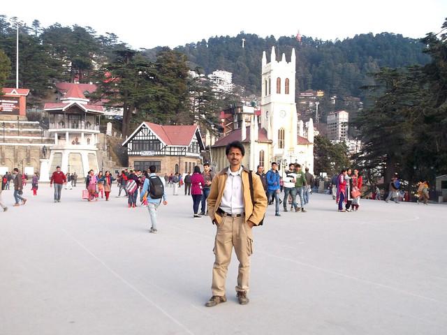 Christ Church, Shimla-81, Fujifilm FinePix AX500