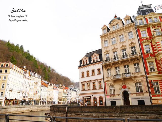捷克旅遊卡羅維瓦利Karlovy Vary換錢遊記 (1)