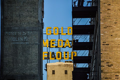 Gold Medal Flour Sign - MPLS