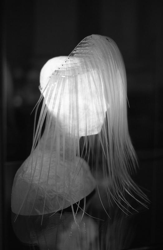 FILM - Portrait of a glowing head