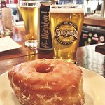 #Repost @gansettbeer with @repostapp ・・・ Summertime Citra Ale Donuts at @rogueisland! Come hang!