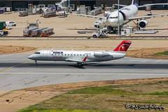 N8933B | Northwest Airlink | Bombardier CL-600-2B19