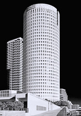 Rivergate Tower, 400 North Ashley Drive, Tampa, Florida, U.S.A. / Architects: Wolf Associates, Architects /  Odell & Associates / Completed: 1988