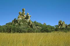Parc national de Matobo, au Zimbabwe