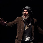 Waiting for Godot - Arvada Center 2017 - Pictured: Timothy McCracken (Estragon) Photo Credit: M. Gale Photography 2017