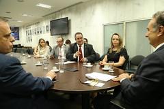 18 04 2017 - Reunião entre o líder do PSDB na Câmara deputado Ricardo Trípoli e Magistrados da Associação dos Magistrados Brasileiros
