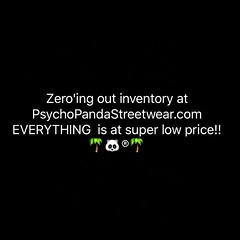 Thank you for shopping with Psycho Panda!!!      :palm_tree::panda_face::registered::palm_tree:#ppstwr #streetwear #fashion #style #dmv #diy #SaveThePandas #ThankTheMostHigh #illest #igdaily #instafresh #instafadhion #classic #CreativeLifestyle #wdywt #sa