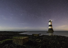'Slip-Slidin' To The Stars' - Penmon, Anglesey