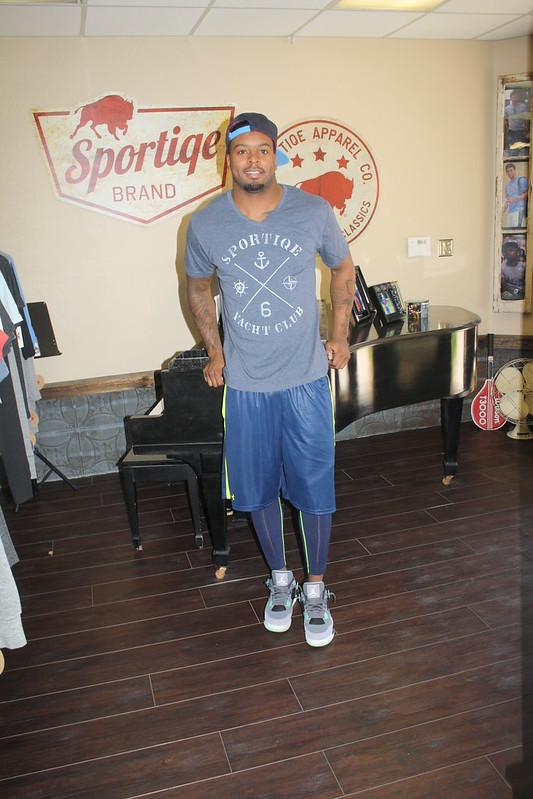 Tavon Wilson Clothing Style