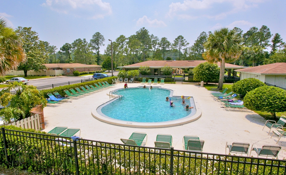 Beach Villas Apartments in Jacksonville Florida