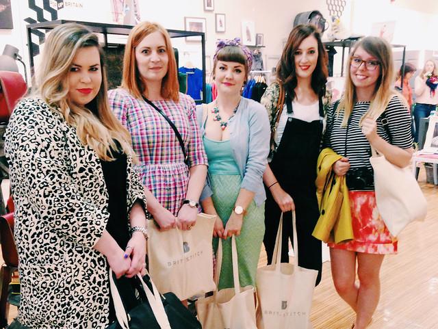 #BritStitchPopsUp Birmingham | UK Fashion blogger