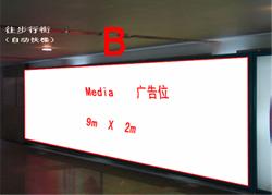 上海人民廣場-南京東路步行街、通道燈箱B