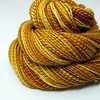 Honey Caramel Handspun Yarn by ValentineArts
