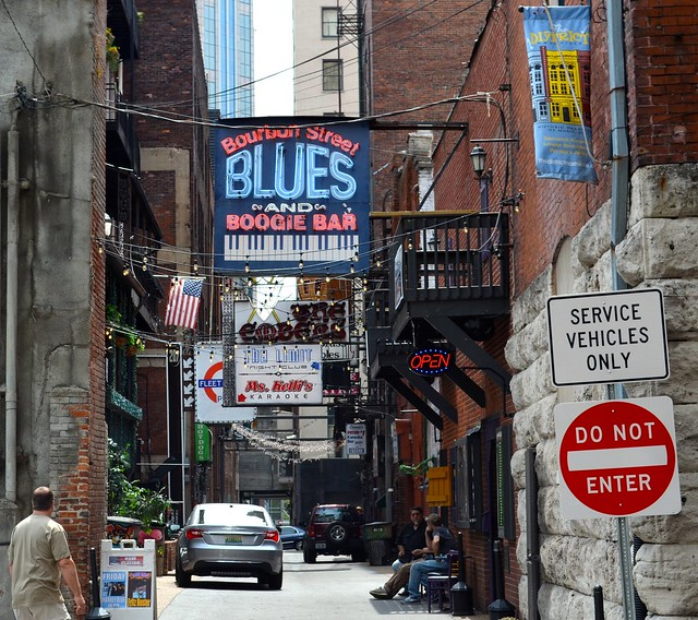 Nashville - Painter's Alley