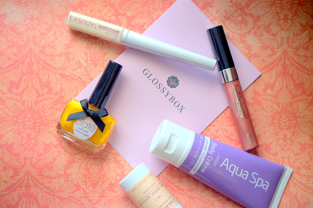 GLOSSYBOX April 2014 - Was it worth it?