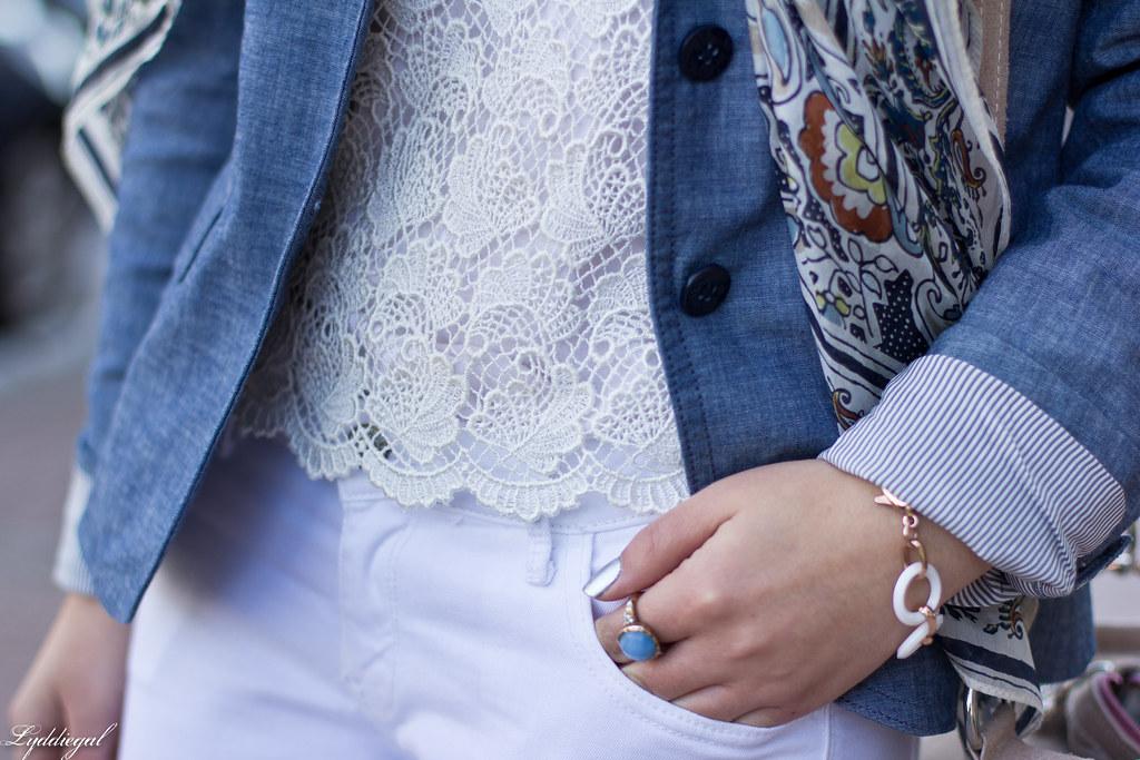 chambray blazer, white denim, lace blouse-5.jpg