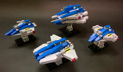 1980-something Space Fleet