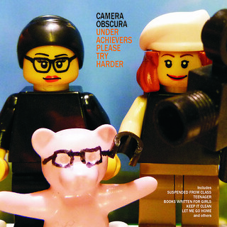 CAMERA OBSCURA: Underachievers please try harder
