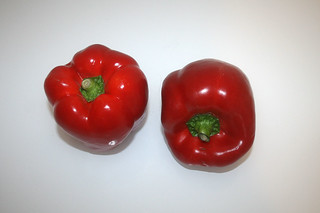04 - Zutat Paprika / Ingredient bell pepper