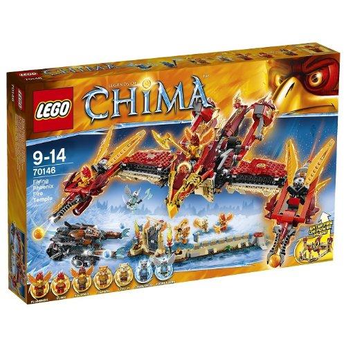 LEGO Chima 70146 Box