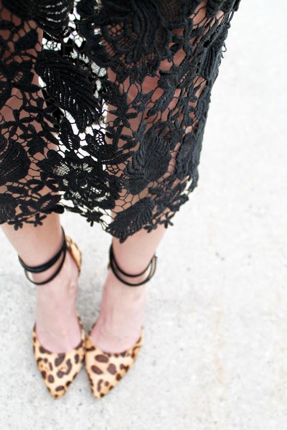 Lace skirts www.apairandasparediy.com