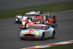 ASTON MARTIN RACING - Aston Martin Vantage V8 GTE and LMP1s