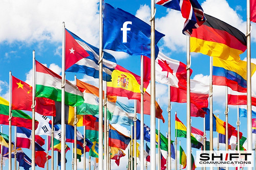 State Of Social Q Facebook Secondlargest Country In The World - Biggest country in the world