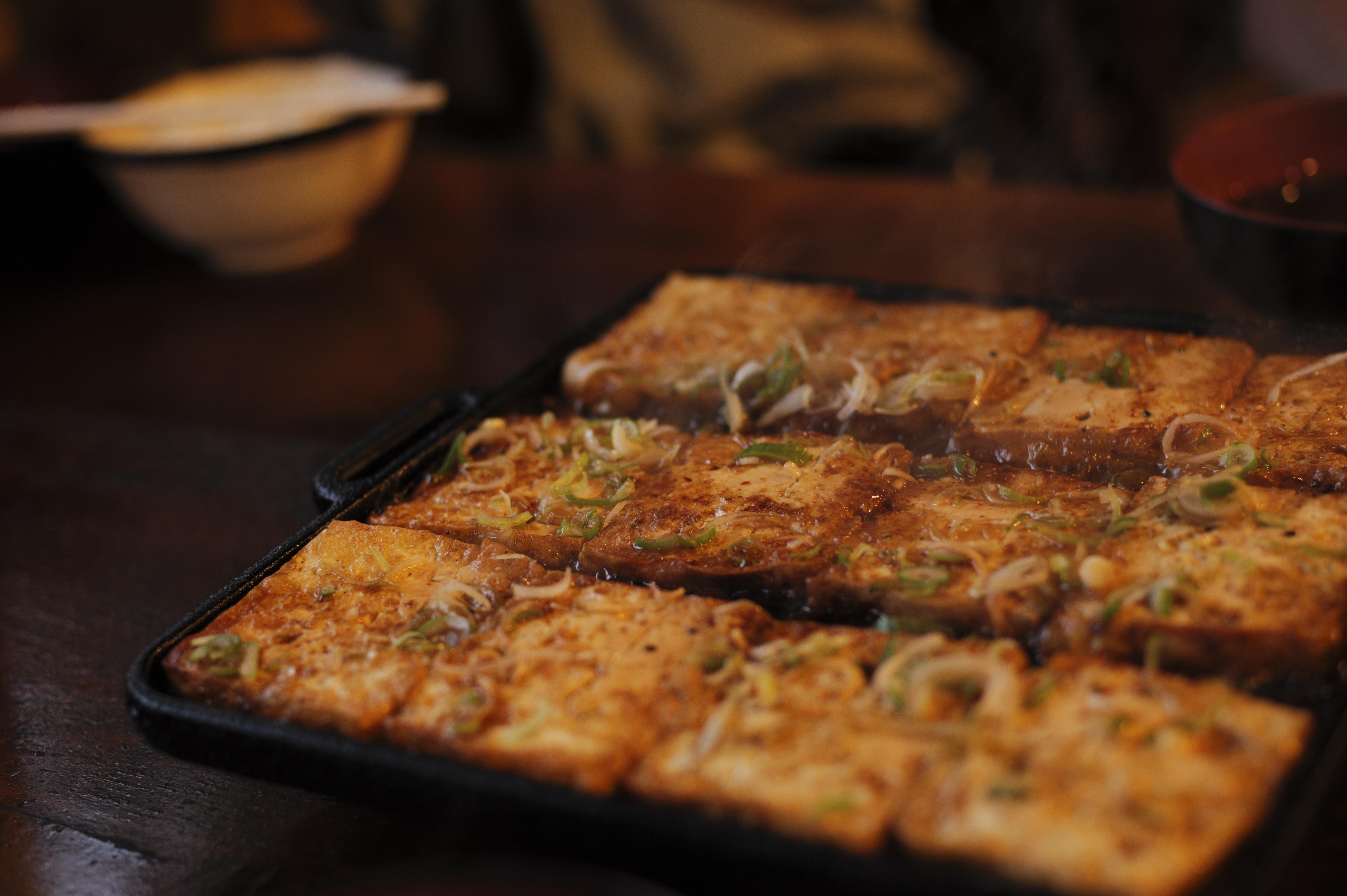 豆腐美味しい
