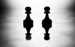 Schach Abstrakt