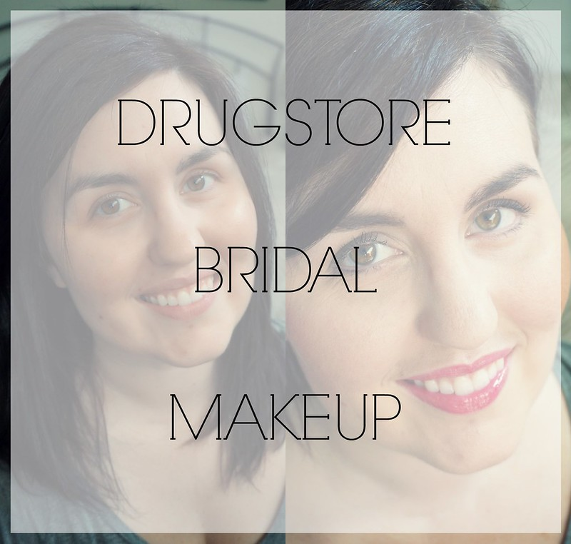Drugstore Bridal Makeup My Blog