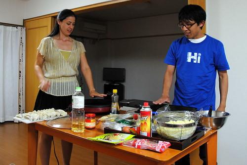 Okonomiyaki Party 001r