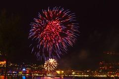 San Juan Fireworks in Roses