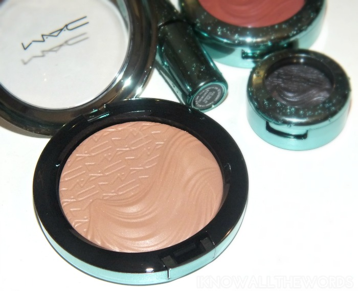 mac alluring aquatic collection extra dimension bronzer- aphrodite's shell (2)