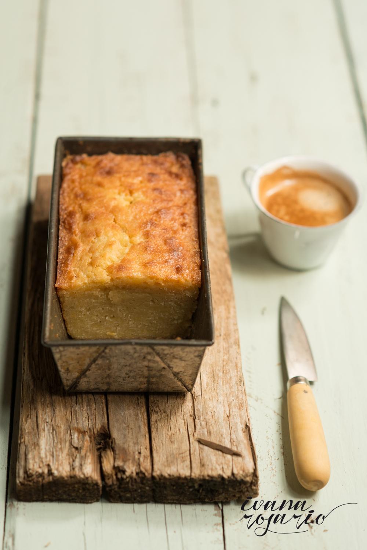 bizcocho limon · lemon cake