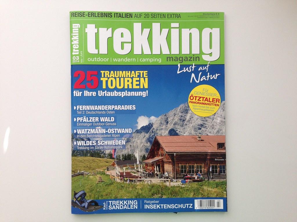 Trekking Magazin 03/2014