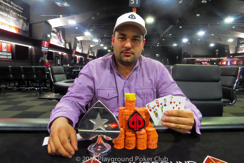 Guillaume bernier poker cod caen poker
