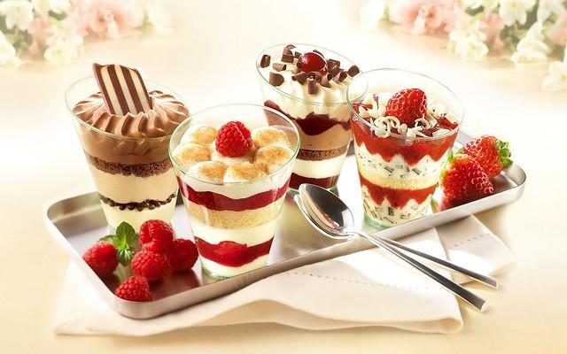 Dessert Pastry