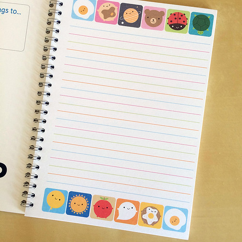 Look Around Spiral Notebook