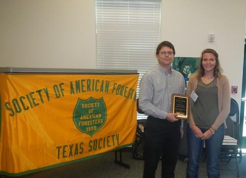 Dr. Jason Vogel and Amanda Brooks