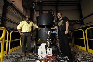 Magnetized Dusty Plasma Experiment