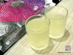 Soju w/ Soda Water