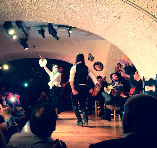 flamenco a barcellona