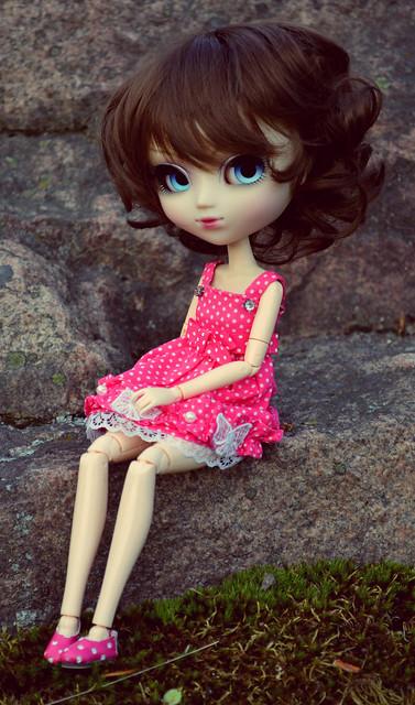 alexia little climber (pullip eos)