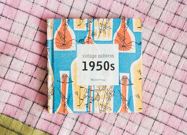 vintage patterns 1950s by marnie fogg