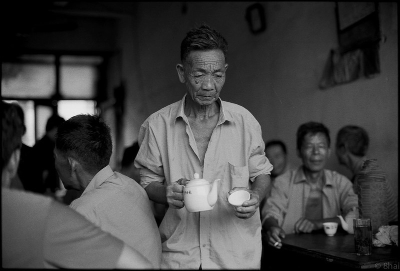500 Tea Drinkers Part5 Xindai Village 五百茶客 浙江 新埭镇 2005[5]-57