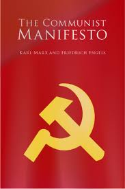 'The Communist Manifesto' by Karl Marx, Friedrich Engels