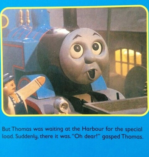 Tommie the Train
