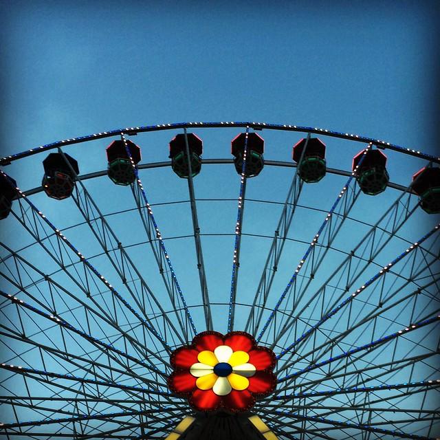 Vienna - Prater Wheel